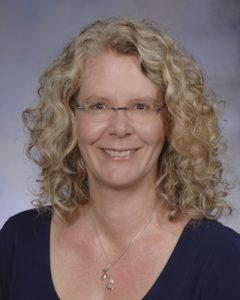 portrait of Dr. Michelle Mack